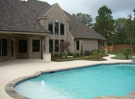 Graemont Estates home in Tyler Texas