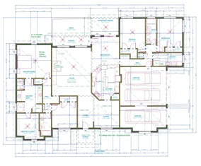 Tyler Texas home design floor plans and home building services